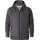 Craghoppers NosiLife Tilpa Hoodie Jacket Men Black Pepper Marl